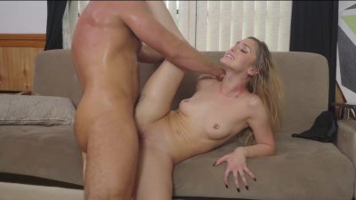 Freaky Kali Roses letting landlord use her as she used his apartment