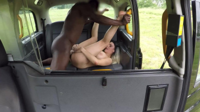 Pervy Jess Scotland outdoor interracial sex