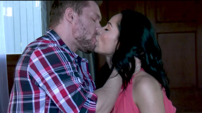 Exotic hottie Crystal Rush getting her cunt hammered by a hung dude