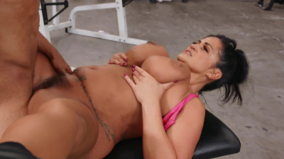 Kailani Kai bounced on Lil D's strong dick