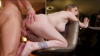 Bunny Colby orders up a sexy man that can satisfy her every need