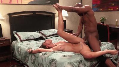 Rilynn Rae takes big black cock like it's nothing