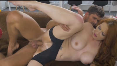 Isabella Lui gets her asshole tongued & fingered & fucked to multiple anal orgasms